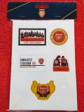 Set magneti fotbal-frigider - ARSENAL Londra (produs nou - oficial)