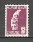 Groenlanda.1978 Arta populara  MG.2, Nestampilat