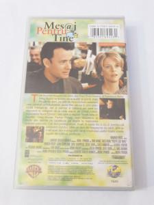 Caseta video VHS originala film tradus Ro - Mesaj Pentru Tine