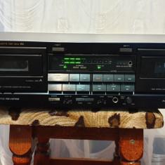 Dublu Deck Casetofon Stereo Double Cassette Tape Deck Onkyo TA-RW 25