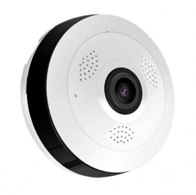 Camera de supraveghere Cloud IP Wireless, unghi 360 Grade foto