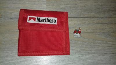 TIGARI -FUMAT- LOT 3 OBIECTE PROMOTIONALE DE LA MARLBORO foto