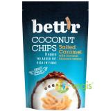 Chips-uri de Cocos si Caramel Sarat Ecologici/Bio 70g
