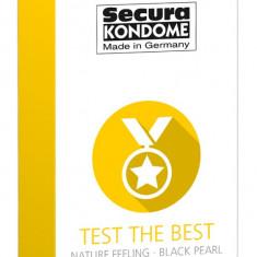 Prezervative Secura, Test the Best, 24 buc