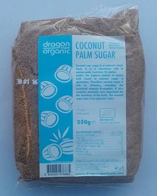 Zahar din palmier raw bio 250g foto