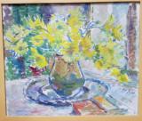 Ecaterina Cristescu Delighioz (1901-1973) - Vas cu flori