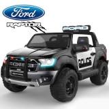Masinuta electrica Ford Ranger F650 POLICE STANDARD 2x 35W 12V Negru