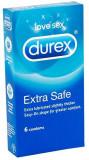Durex Extra Safe - cutie 6 bucati