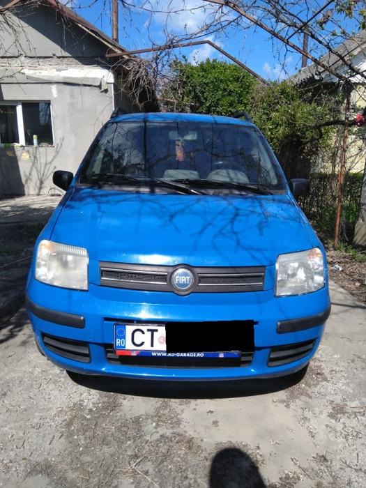 Fiat Panda, an 2005, 1.3 MultiJet
