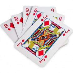 Carti de joc gigant Buitenspeel, plastic laminat