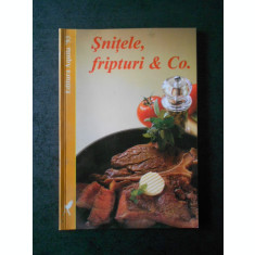 NORBERT FRANK - SNITELE, FRIPTURI & Co.
