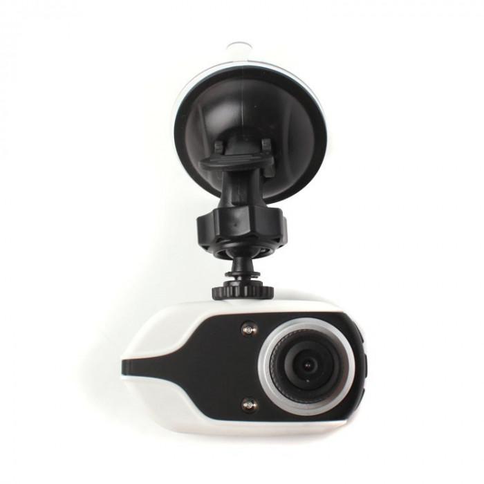 Camera video auto, Camera bord mini, FullHD, cu senzor gravitatie, buton panica, display 3 inch, unghi 120 grade Kft Auto