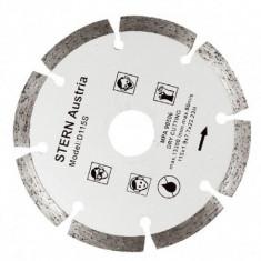 DISC DIAMANTAT SEGMENTAT (115mm) D115S Autentic HomeTV