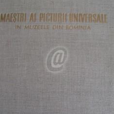 Maestri ai picturii universale in muzeele din Romania