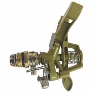Aspersor cu impuls si trepied, Strend Pro TS1405, zinc, rotatie 360 grade