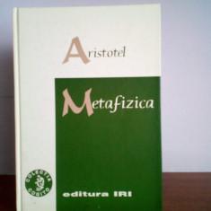 Aristotel - Metafizica