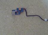 Power button cu modul USB si cablu Acer Aspire 7736G 50.4FX05.201