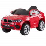 Cumpara ieftin Masinuta Electrica BMW X6 cu Roti EVA, Colectia 2020 Red, Chipolino