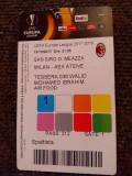 Bilet meci fotbal AC MILAN - AEK ATENA (Europa League 19.10.2017)