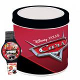 Cumpara ieftin Ceas Junior PIXAR KID WATCH CARS - Tin box 562383, Disney