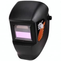 Masca sudura cu filtru optoelectronic EvoTools, celula fotovoltaica, filtru optic LCD, suport 3 directii