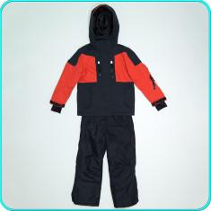 Costum de ski—iarna, calduros, impermeabil, ZARA → baieti   7—8 ani   128 cm, Copii