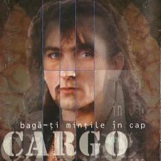 Caseta Cargo-Baga-ti Mintile In Cap, originala