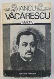 OPERE de IANCU VACARESCU , 1985