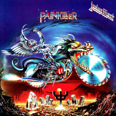 Judas Priest Painkiller remastered (cd)