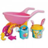 Roaba Tweety Androni pentru copii cu galetusa, stropitoare si alte accesorii plaja