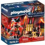 Maestrul Burnham al Focului, Playmobil