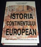 Istoria continentului european (1850 - sfarsitul sec. XX) - Gaillard & Rowley, Alta editura