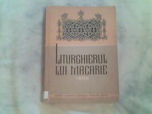 Liturghierul lui Macarie-1508