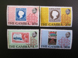 GAMBIA SERIE MNH=41