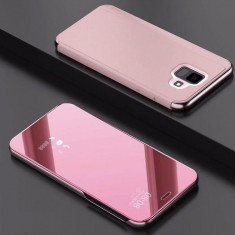 Samsung Galaxy S9 PLUS - Husa Book Cover Clear View Rose