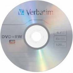 Mediu optic Verbatim DVD+RW 4.7GB 4x 1Bucata
