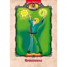 Greuceanu. Carte de Colorat