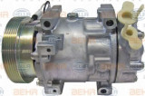 Compresor clima / aer conditionat DACIA LOGAN (LS) (2004 - 2016) HELLA 8FK 351 334-681