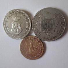Lot 3 monede colectie,vedeti imaginile