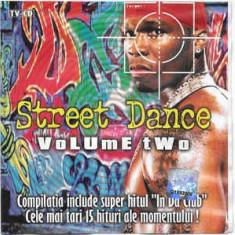 CD All Stars Cover Band – Street Dance Volume Two, original