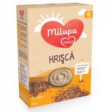 Cereale cu lapte si Hrisca Milupa Milumil, 225 g, 6 luni +