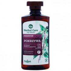 Farmona Herbal Care Nettle șampon pentru par gras