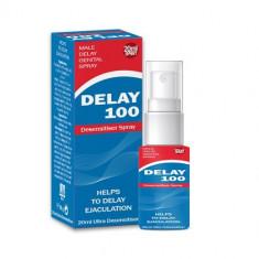 Spray 100 Pentru Rezista si Intarzierea Ejacularii