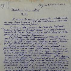 Buletin Informativ PNT Cluj din februarie 1927 referitor la Carol al II-lea