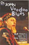 Caseta Dr. John – Voodoo Blues, originala, Casete audio