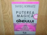 PUTEREA MAGICA A GANDULUI -DAVID J.SCHWARTZ