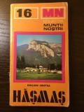 Colectia Muntii Monstri Nr.16: Hasmas (fara harta) [1978]