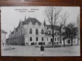 SEBES - SEBESUL SASESC - MUHLBACH - PRIMARIA  - INCEPUT DE 1900, Necirculata, Fotografie