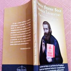 Cararea Imparatiei Si Psaltirea Lui David. Vol. 1 Psalmii 1-30 - Arsenie Boca, Alta editura, 2014