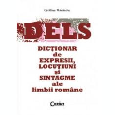 Dicționar de expresii, locuțiuni și sintagme ale limbii române
